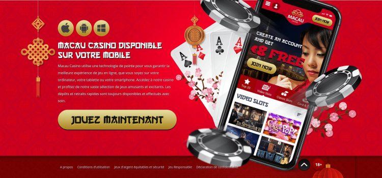 Avis sur le Casino Macau, est-il un site de jeux sécurisé ?